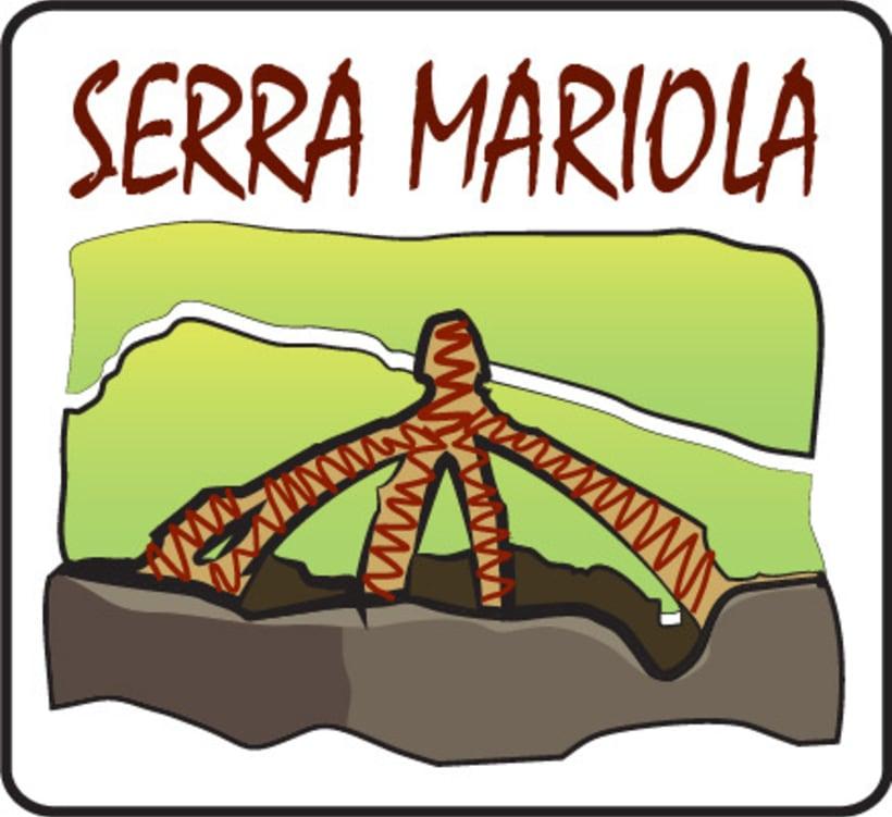 Serra Mariola Trademark Logos 3