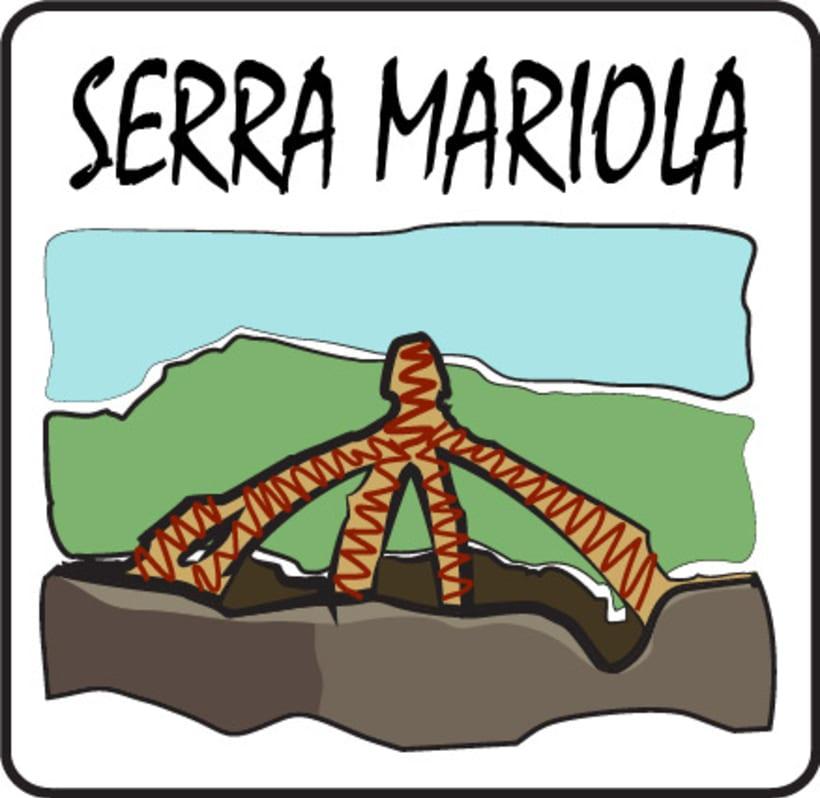 Serra Mariola Trademark Logos 4