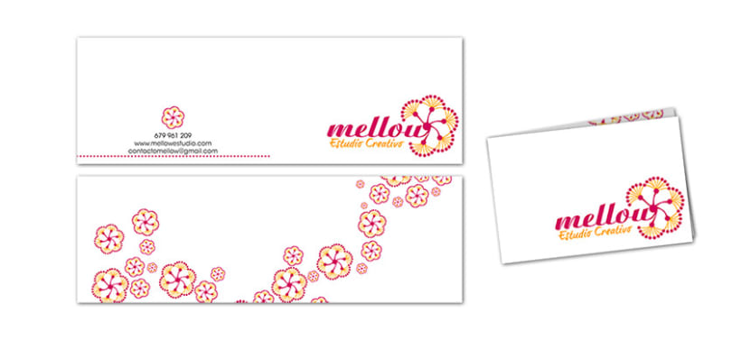 MELLOW ESTUDIO. Id. corporativa 2
