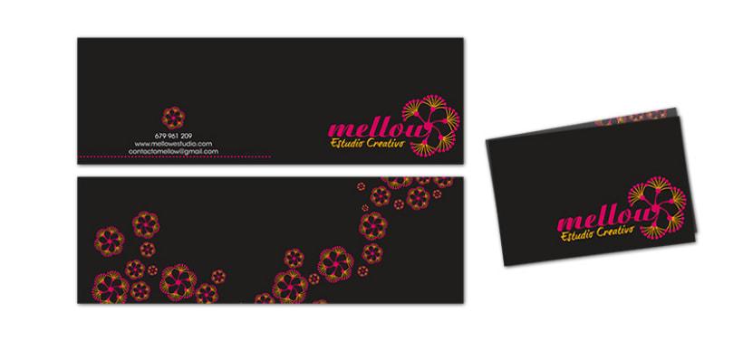MELLOW ESTUDIO. Id. corporativa 3