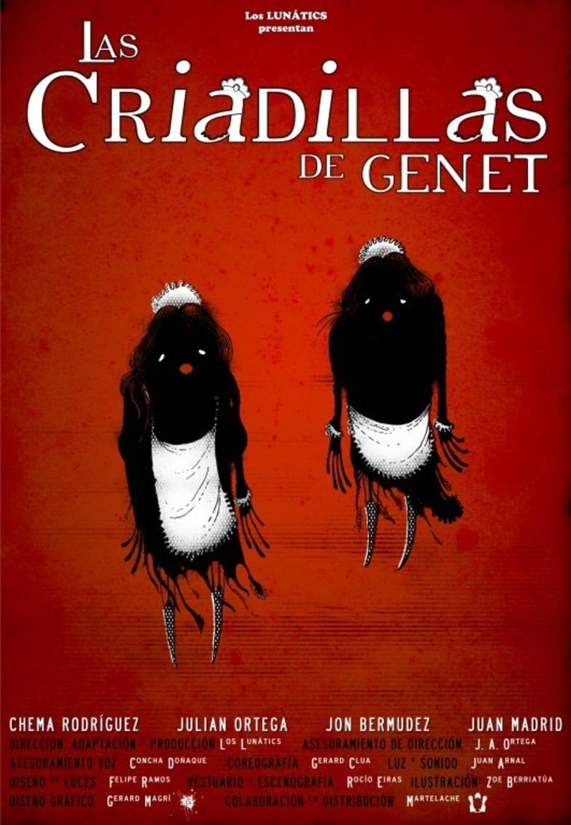 Las criadillas de Genet 2