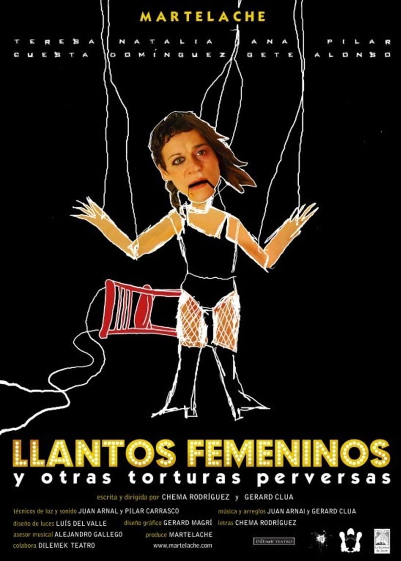 Llantos feminos y otras torturas perversas 2