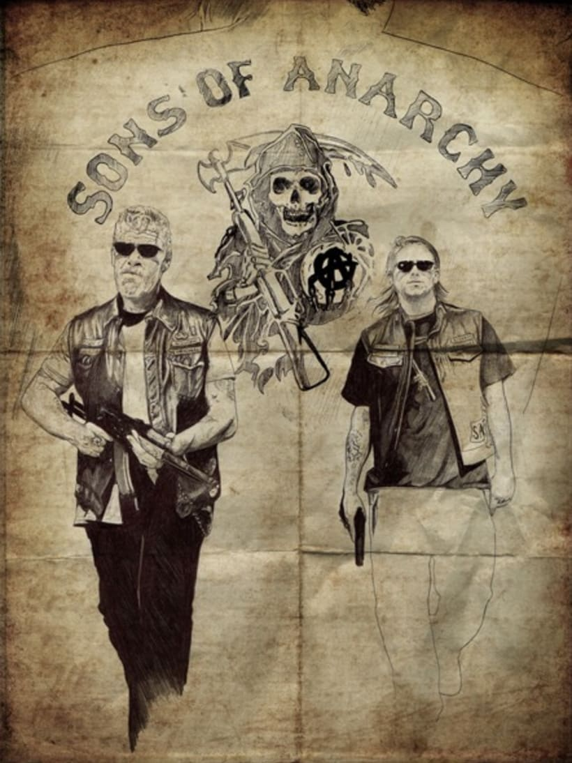 Sons of Anarchy 1