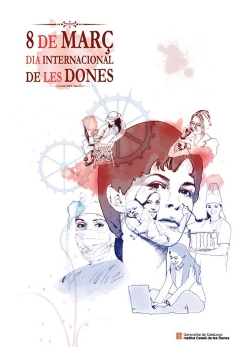 Dia internacional de les Dones 1