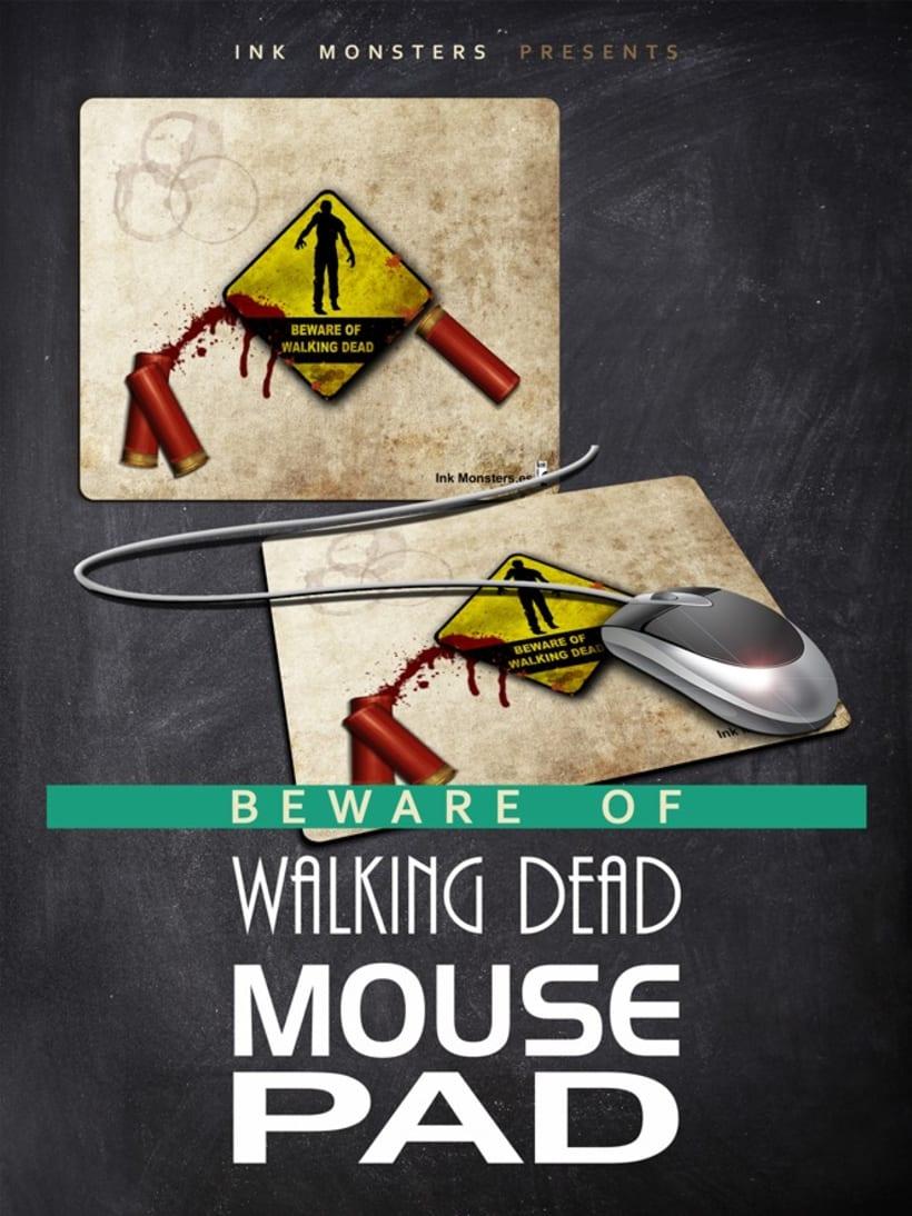 Beware of Walking Dead 5