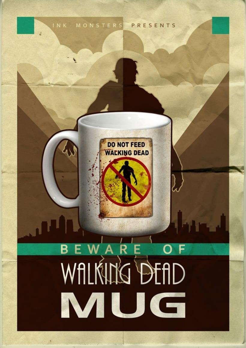 Beware of Walking Dead 4