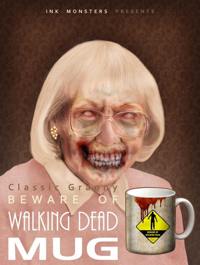 Beware of Walking Dead 3