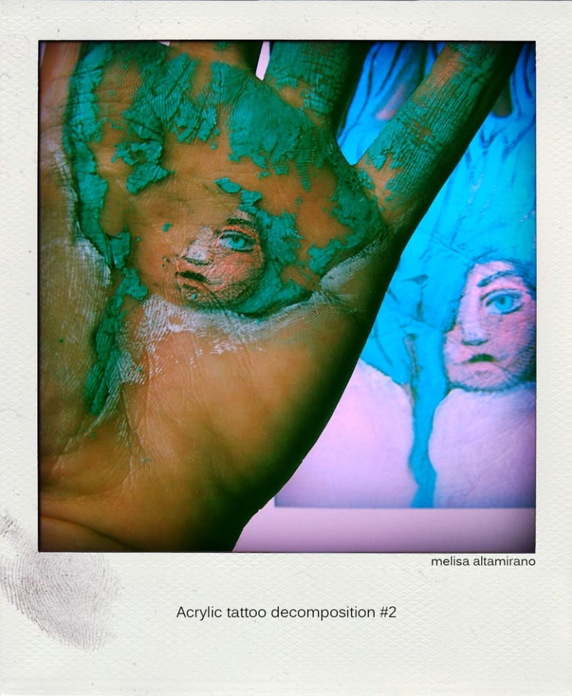 acrylic tattoo & decompositions 5