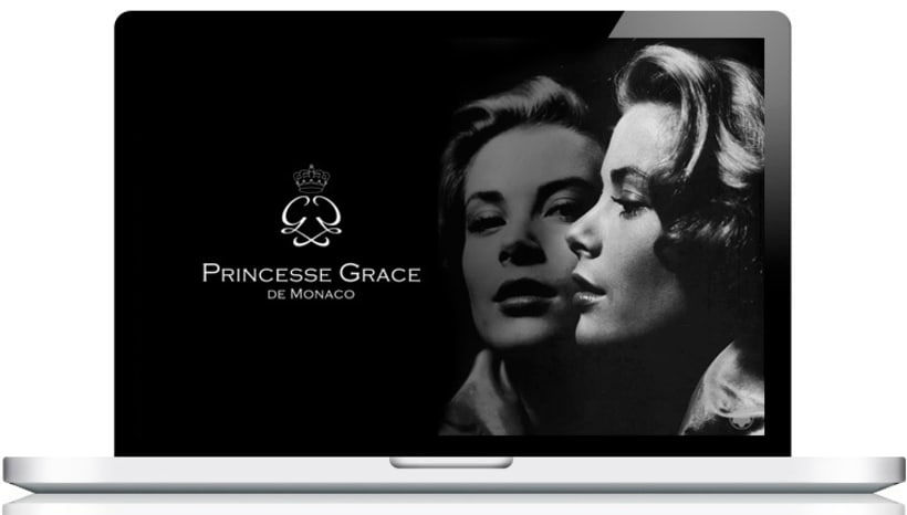Montblanc  _  video Grace Kelly 2