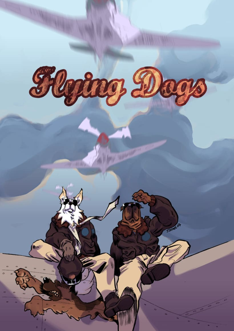 Flying Dogs 1