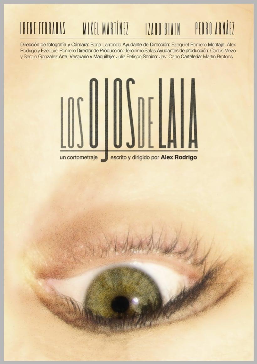 Los Ojos de Laia 1