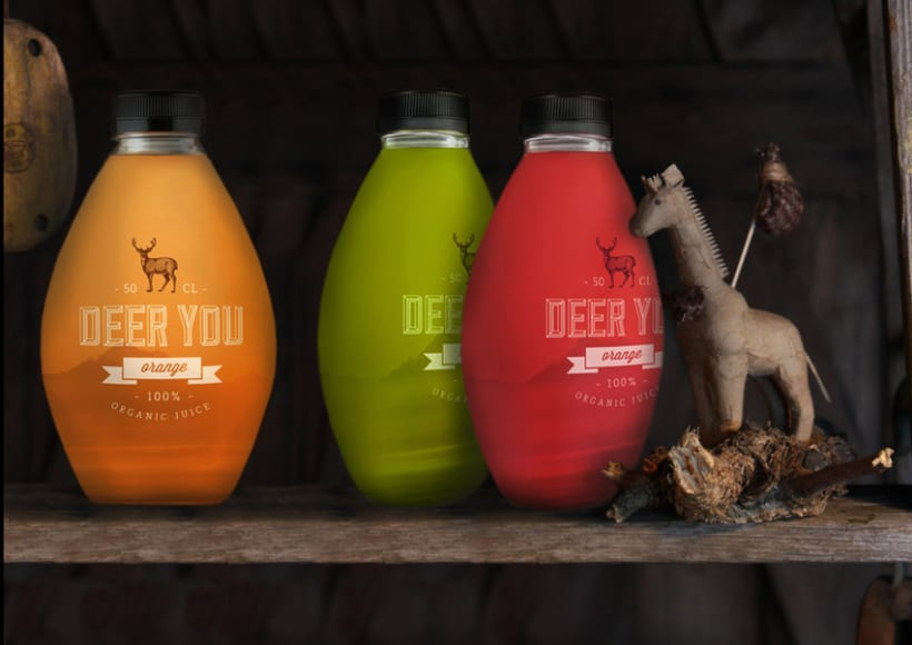 Deer you Organic Juice 6