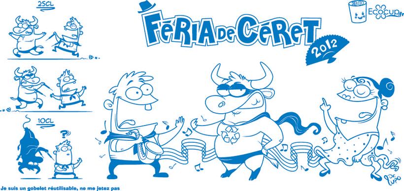 Diseño para la Feria de Ceret 2012 2