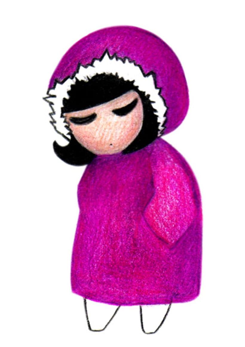 Ilustración infantil para la marca CUCHITA 17