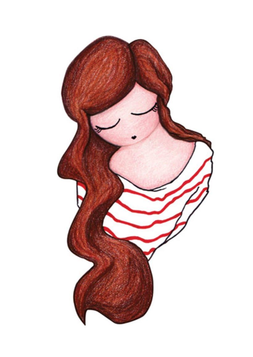 Ilustración infantil para la marca CUCHITA 14