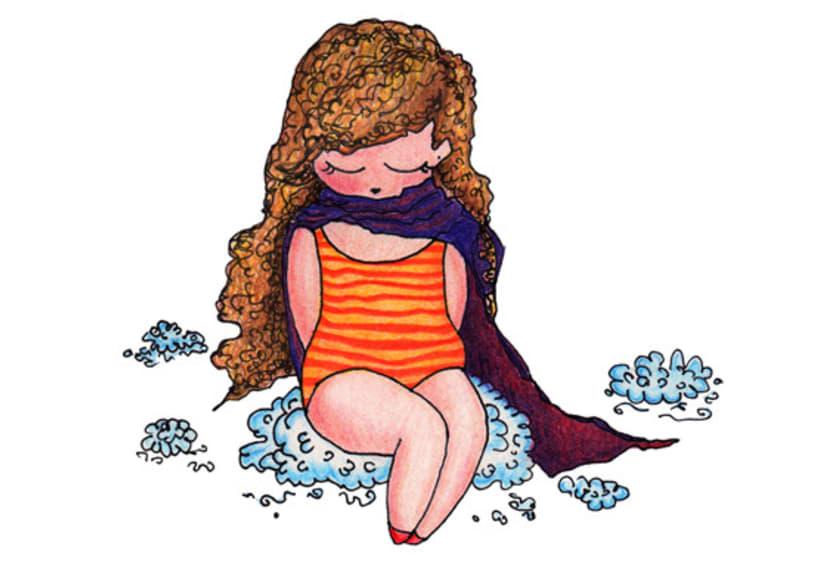 Ilustración infantil para la marca CUCHITA 13