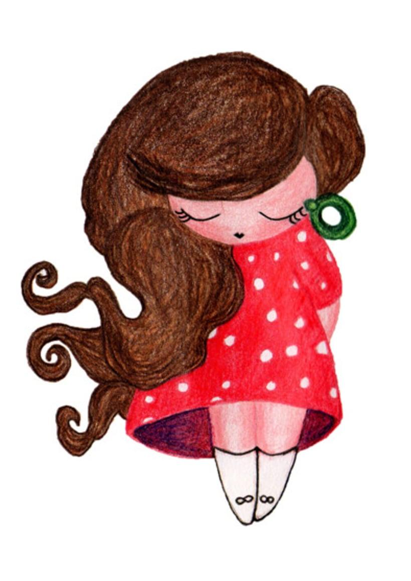 Ilustración infantil para la marca CUCHITA 11