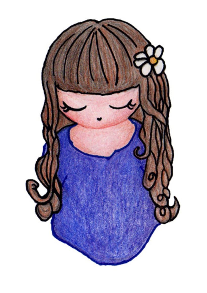Ilustración infantil para la marca CUCHITA 9