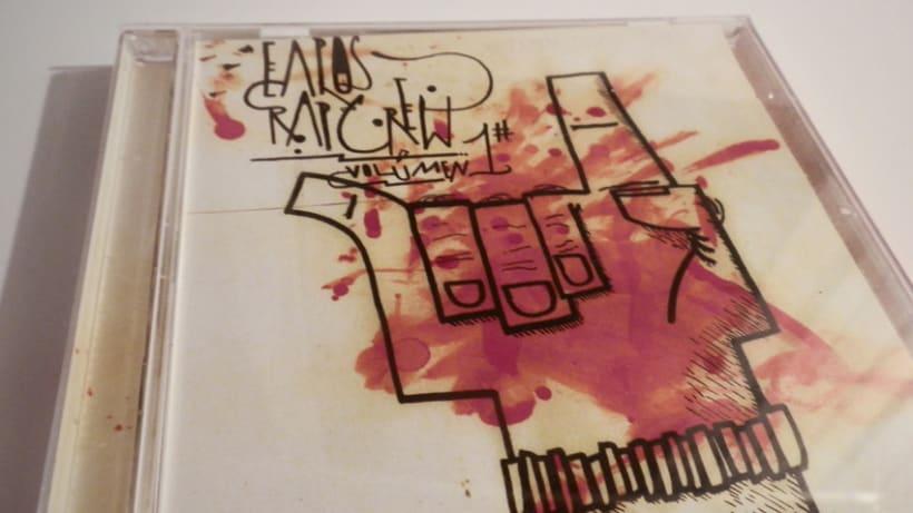 Portada Eapos Rap Crew 2