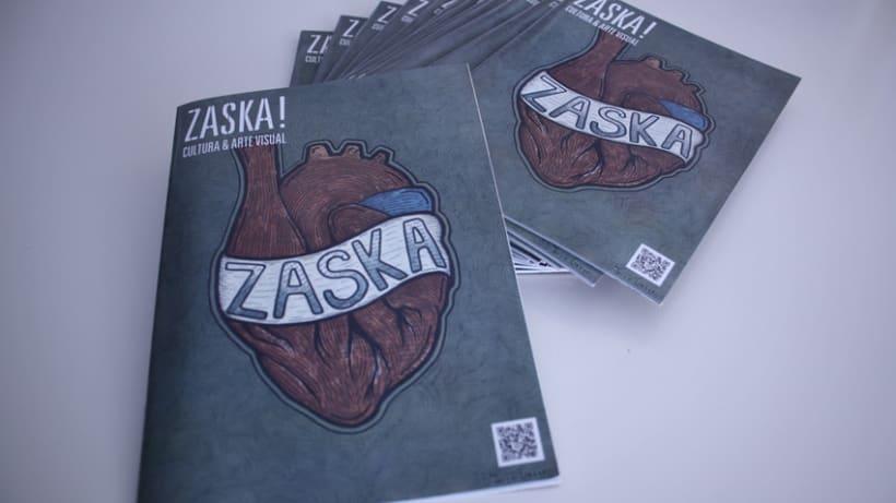 Dirección artística Zaska! 2