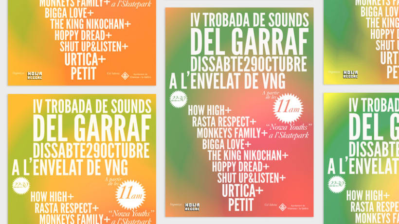 Cartel Trobada de Sounds 1