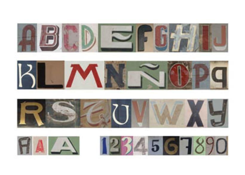Tipografía Guadatype 4