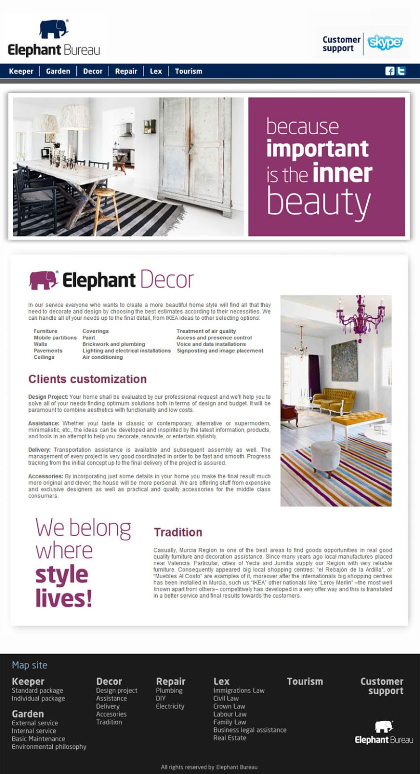 Elephant Bureau 1