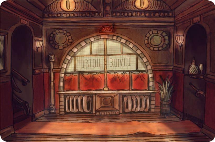 Illville Hotel 1