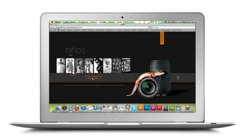 Gecko Fotógrafos 1