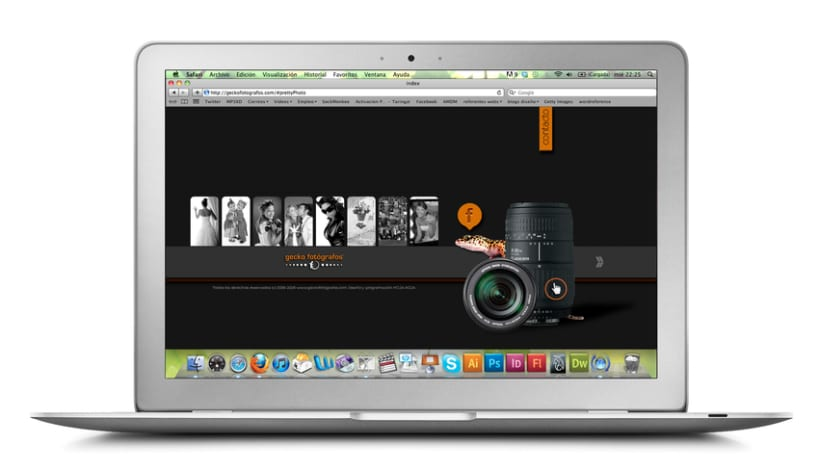 Gecko Fotógrafos 3