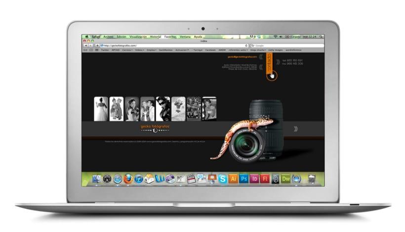 Gecko Fotógrafos 2