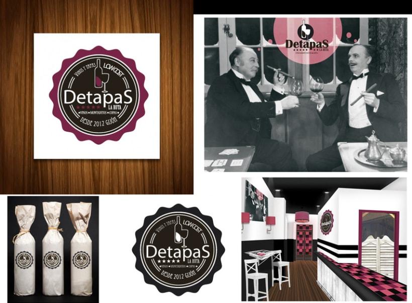 DeTapas- Low Cost 2