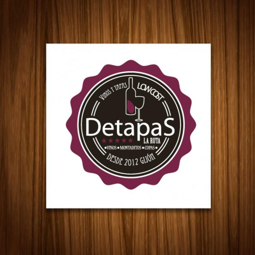 DeTapas- Low Cost 1