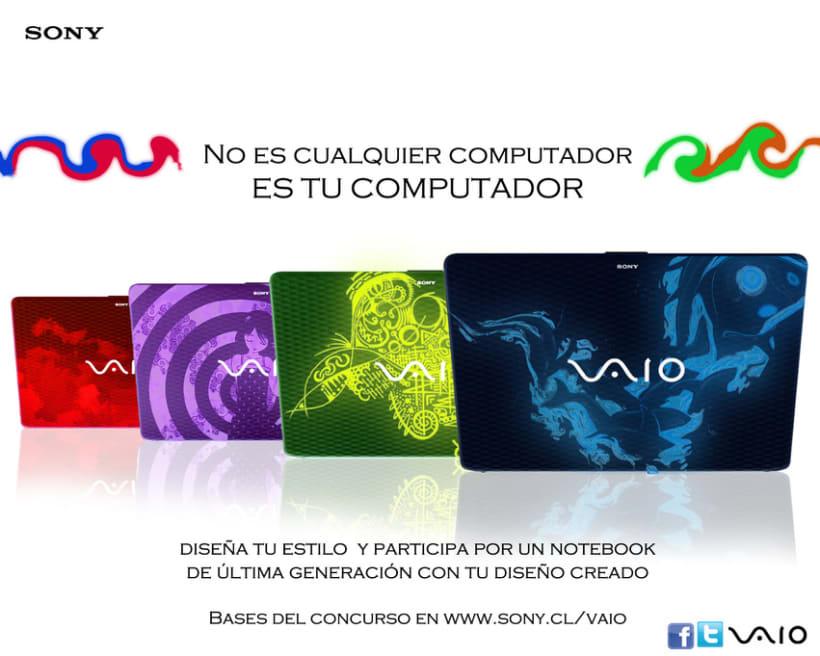 Sony VAIO 1er año 3