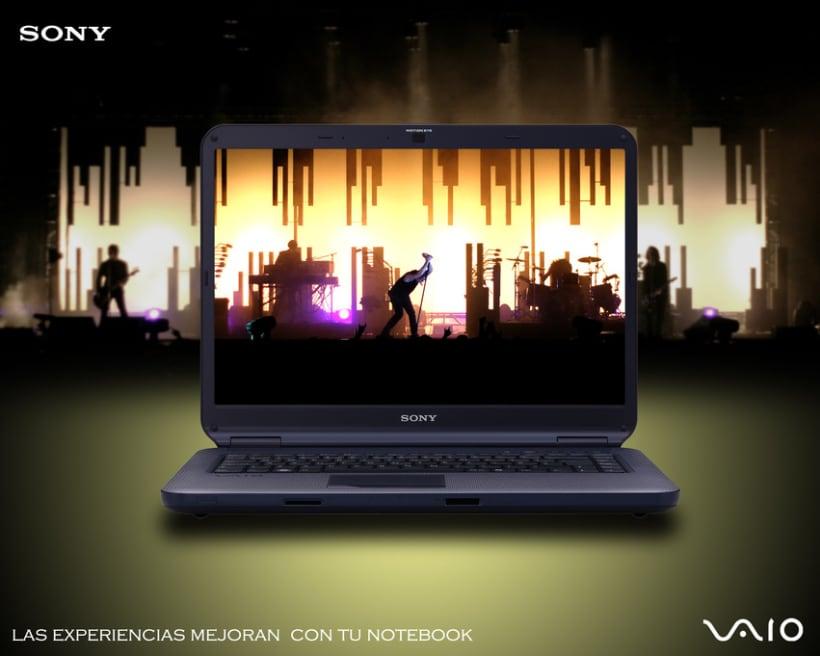Sony VAIO 1er año 1
