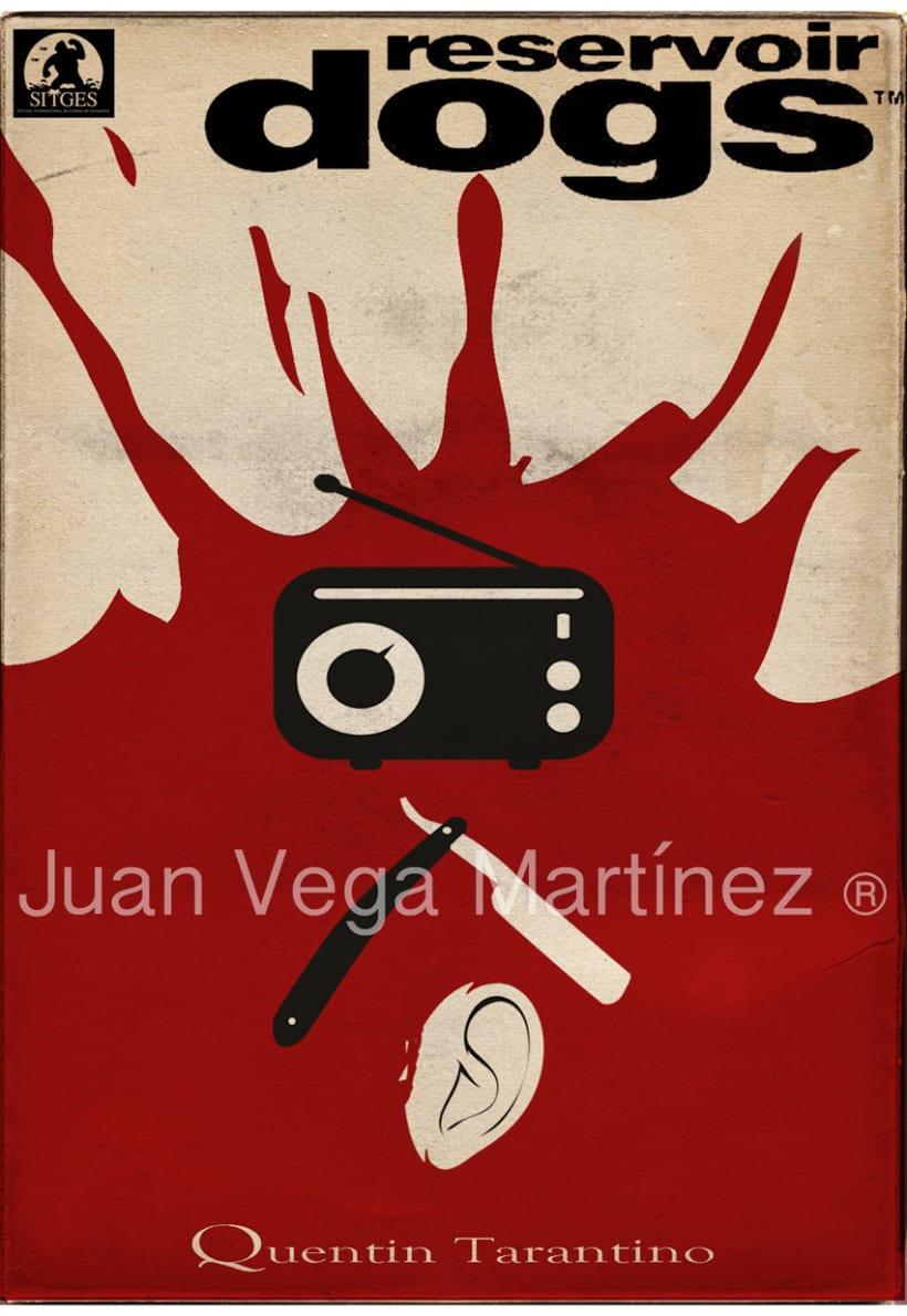 Posters de cine. Envío por email en formato de alta calidad para su impresión por 10€ la unidad  15