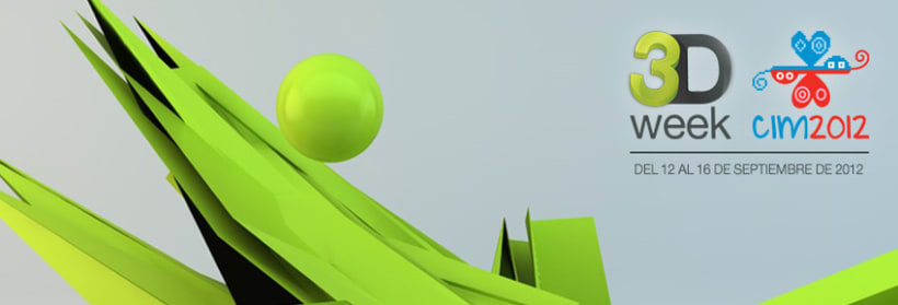 Banners estáticos 3Dweek 4