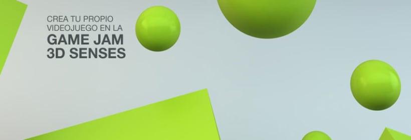 Banners estáticos 3Dweek 2