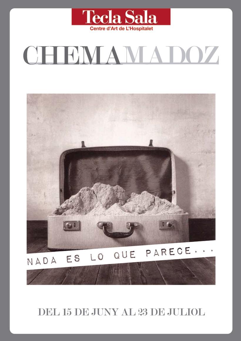 Exposición de Chema Madoz en Tecla Sala 2