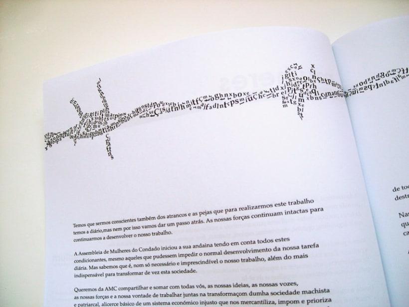 Libro, Mulheres entre poesia e luita 4