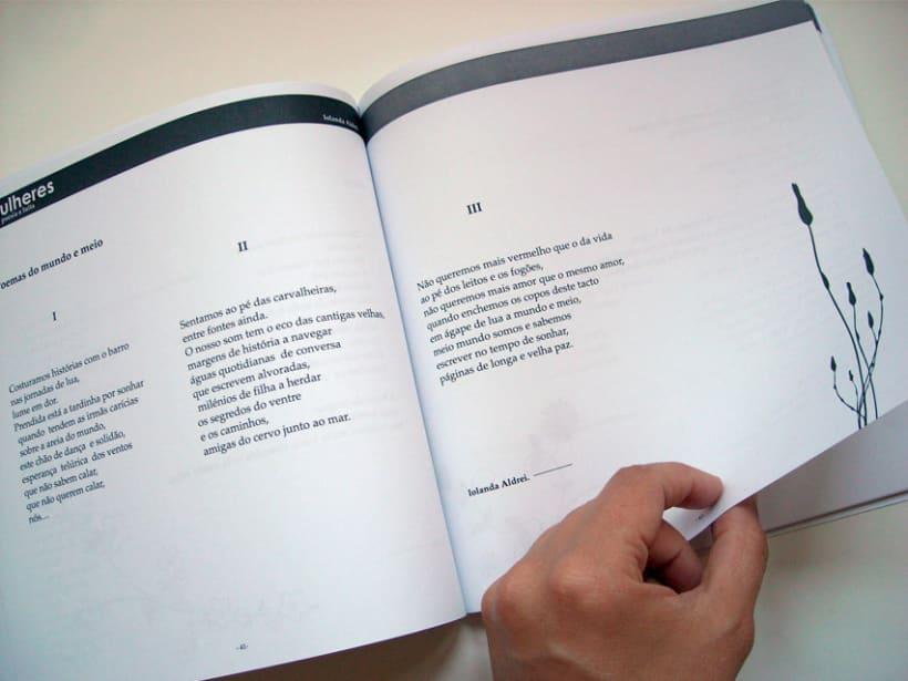 Libro, Mulheres entre poesia e luita 5
