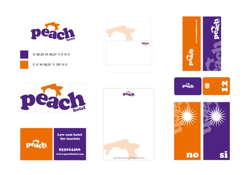 Peach Hotel 3