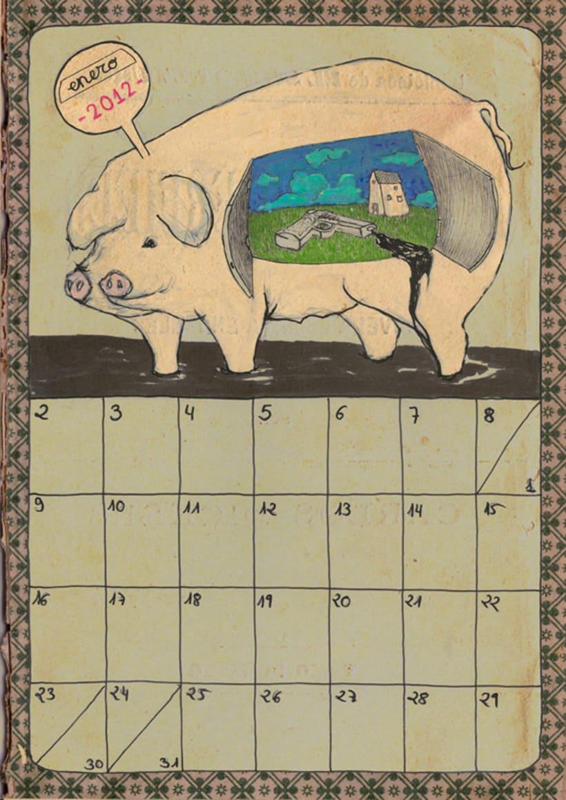 calendario 2012 7