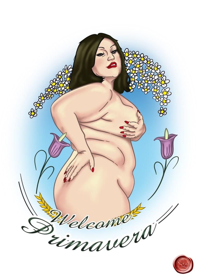 Welcome Primavera 1