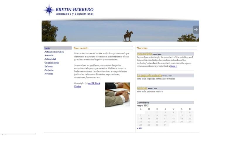 Web Bretin Herrero abogados 1