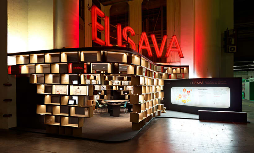 Elisava Stand 2012 5