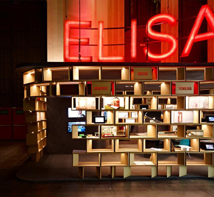 Elisava Stand 2012 6
