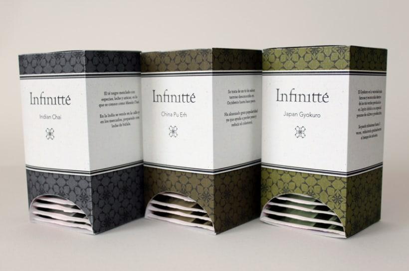 Identidad y Packaging para Infinitté 1