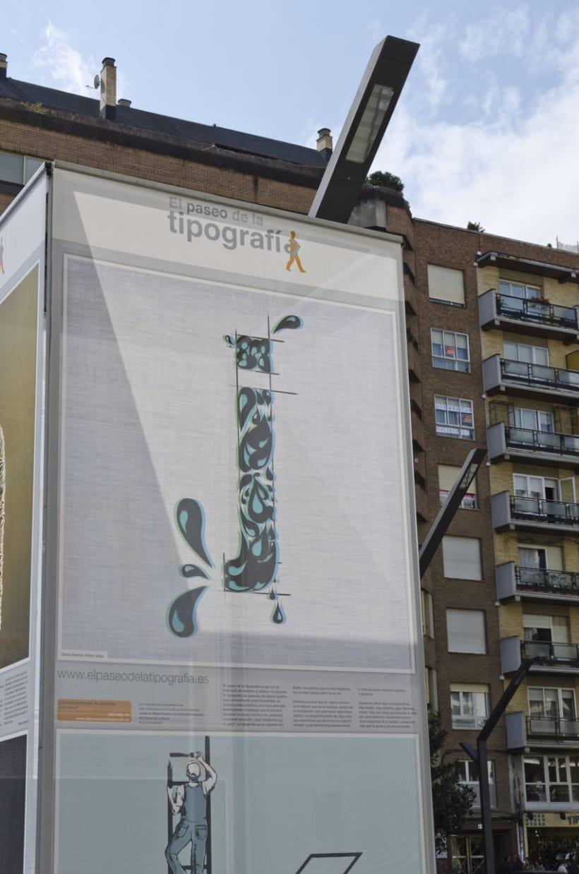 El Paseo de la Tipografía 5