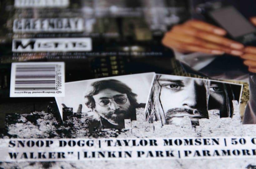 Underground Magazine 4